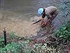Trấn áp nạn khai thác vàng trái phép tại Hà Giang