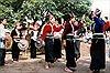 Lễ hội Mah grợ và điệu múa Vêr guông của dân tộc Khơ Mú