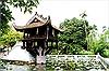 Chùa Một Cột có kiến trúc độc đáo nhất châu Á