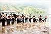Lễ hội Gội đầu của người Thái trắng Tây Bắc