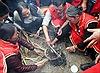 Nô nức lễ hội Thổi cơm Thị Cấm