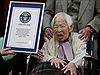 Người phụ nữ già nhất thế giới tròn 115 tuổi
