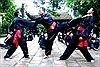 Khai mạc Giải võ thuật cổ truyền miền Trung-Tây Nguyên