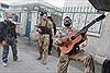 Những phút gác súng của phiến quân Syria