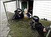 Những người hùng sau siêu bão Katrina