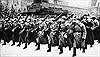 Nhìn lại cuộc duyệt binh lịch sử của Hồng quân Liên Xô năm 1941