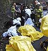 Mỹ: Tàu hỏa trật bánh, 44 người thương vong