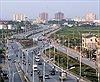 Bát nháo giao thông ở cầu Vĩnh Tuy