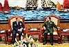 Tổng Tham mưu trưởng Việt Nam tiếp Tư lệnh Thái Bình Dương Mỹ