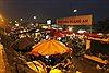 Nhộn nhịp chợ hoa đêm Quảng An