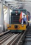 5 tỷ đồng nâng cấp đường sắt Phố Lu- Xuân Giao, Lào Cai