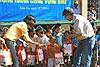 """""""Đồng hành cùng vùng khó"""" đến với trẻ em nghèo Sơn La"""