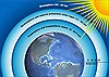 Phát hiện sự tồn tại bí ẩn của môi chất 'giết' tầng ozone