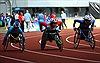 Đoàn thể thao người khuyết tật Việt Nam dự Asian Para Games II