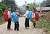'Vì thế hệ tương lai' đến với học sinh khó khăn Lào Cai