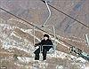 Bên trong khu trượt tuyết duy nhất tại Triều Tiên