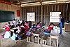 Tiểu học Xuân Tầm đón phòng học mới giữa mùa đông