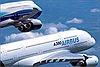 Airbus vượt Boeing về số đơn đặt hàng máy bay