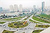 Khởi công xây dựng nút giao Trung Hòa – Vành đai 3
