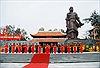 Tưng bừng khai hội gò Đống Đa và khánh thành đền thờ vua Quang Trung