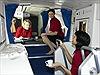 Căn phòng 'bí mật' trên máy bay