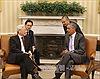 Tổng Bí thư hội đàm chính thức với Tổng thống Obama