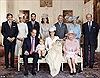 Hình ảnh 4 thế hệ hoàng gia Anh trong hơn 1 thế kỷ