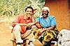 Ghé thăm quê nội Phi châu của ông Obama