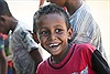 Nụ cười hồn nhiên trẻ em Timor Leste