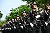 """Những """"bóng hồng"""" kiêu hãnh trong đoàn quân diễu binh"""