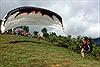 """Kỳ thú Festival dù lượn """"bay trên mùa vàng"""" tại đèo Khau Phạ"""