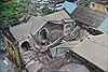 Video vụ sập nhà cổ 107 Trần Hưng Đạo