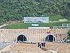 Thông xe hầm Cổ Mã và động thổ hầm Cù Mông