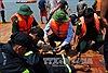 Xác định danh sách thuyền viên vụ chìm tàu trên sông Soài Rạp