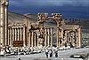 Quân đội Syria bắt đầu tấn công vào thành cổ Palmyra