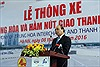 Thông xe nút giao Trung Hòa và hầm nút giao Thanh Xuân