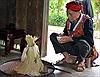Lễ cầu mùa của đồng bào Dao
