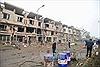 Khẩn trương điều tra vụ nổ ở khu đô thị Văn Phú