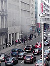 Thêm một vụ nổ tại ga tàu điện ngầm ở Brussels