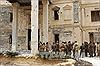 IS rút lui ở thành phố cổ Palmyra