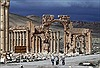 Máy bay Nga tiêu diệt hơn 100 phiến quân ở Palmyra