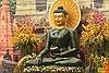 Trưng bày tượng Phật ngọc hòa bình thế giới