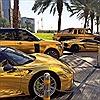 """Dàn siêu xe của tỉ phú Arab """"rung chuyển"""" London"""