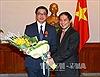 Trao tặng Huân chương hữu nghị cho Đại sứ Singapore tại Việt Nam