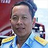 Thăng quân hàm Đại tá cho phi công Trần Quang Khải