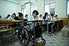 Tạo điều kiện thuận lợi cho thí sinh khuyết tật