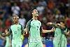 Ronaldo lập kỷ lục, Bồ Đào Nha vào Chung kết