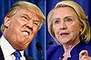 Ông Trump đuổi kịp bà Hillary trước thềm đại hội hai đảng