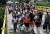 Venezuela mở lại biên giới với Colombia