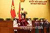 Bà Nguyễn Thị Kim Ngân tái đắc cử Chủ tịch Quốc hội khoá XIV